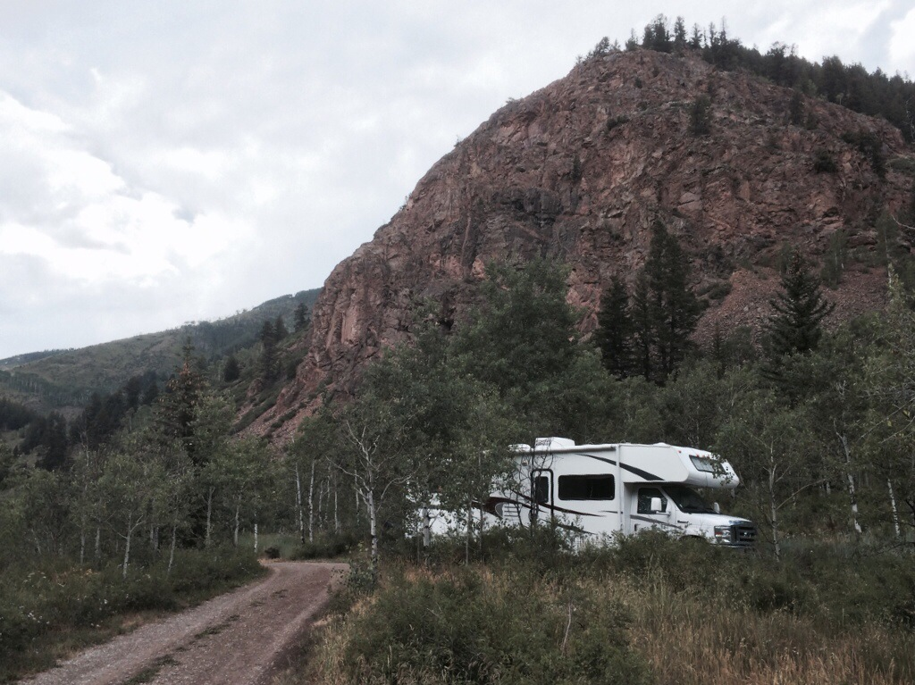 Off Roading Near Me >> Cement Creek Campground, Crested Butte South, CO | Russ on the Road