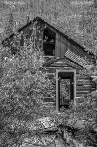 Ironton Townsite ghost town ruins