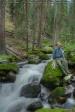 Me along Onahu Creek