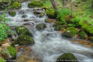 Onahu Creek, Rocky Mountain National Park