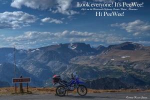 Beartooth Scenic Bypass overlook