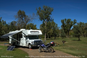 RV Family at Juniper Campground