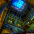 Interior View: Iowa State Capitol Building