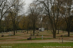 Nine Eagles State Park RV Campground