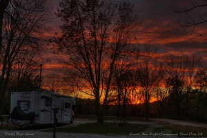 Sunset Nine Eagles Campground