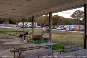 OCC picnic shelter