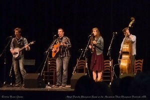 Meyer Family Bluegrass Band