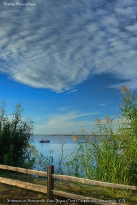 Fishermen, Lake Somerville