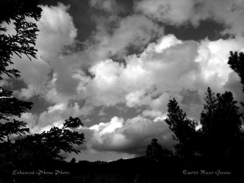 iPhone Photo: Clouds