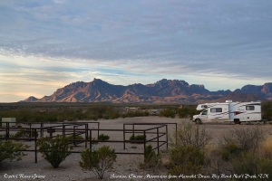 Hannold Draw, Big Bend