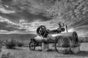 Machinery Relic, Catalon, Big Bend