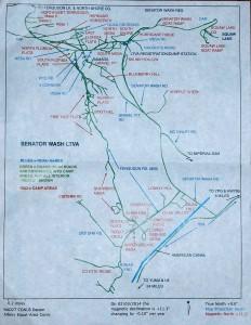 Imperial Dam LTVA Map
