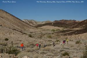 Turquoise Mine Hike
