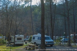Gulpha Gorge Campground