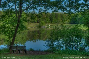 Lake View: Andrew Jackson State Park