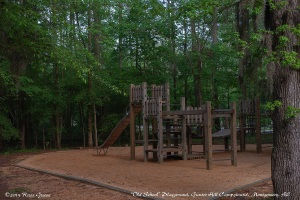 Playground: Gunter Hill Campground