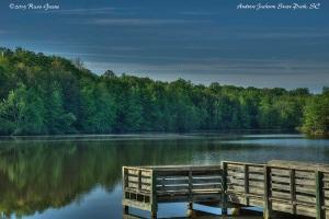 Fishing Pier: Andrew Jackson State Park
