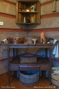 Museum: Andrew Jackson State Park