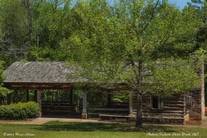 Picnic Shelter: Andrew Jackson State Park