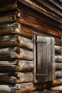 Log Cabin Look: Andrew Jackson State Park