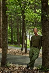 Selfie: Andrew Jackson State Park