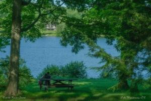 Lovers - Lake Waramaug