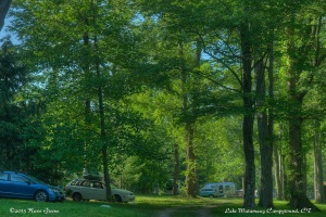 Lake Waramaug State Park Campground, New Preston, CT