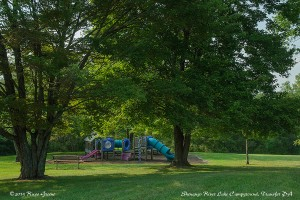 Shenango River Lake Campground Playground