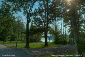 Shenango River Lake Campground Lakeside Sites