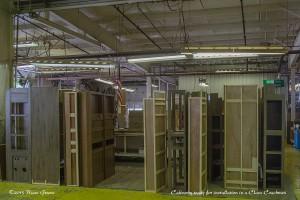 Coachmen Factory Floor