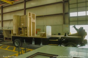Cabinet Installation on a Coachmen Class A