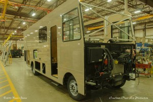 Unfinished Class A Coachmen