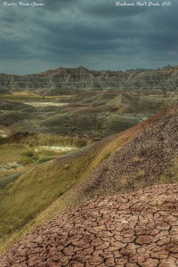 Badlands National Park Overlook