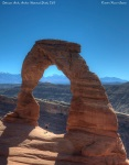 Delicate Arch: Arches National Park