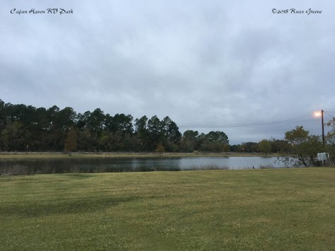 Cajun Haven: The Lake