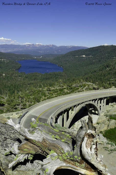 Rainbow Bridge, Donner Lake