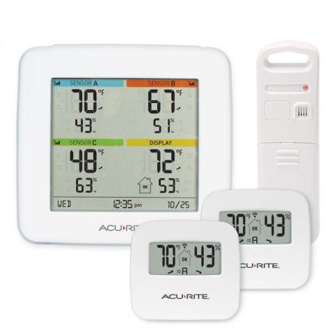AcuRite Thermometer/Hygrometer Bundle