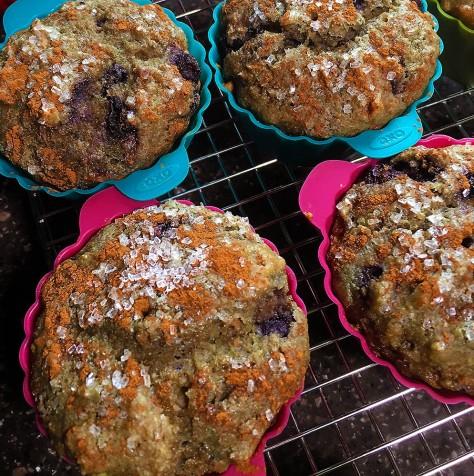 Diane's amazing muffins