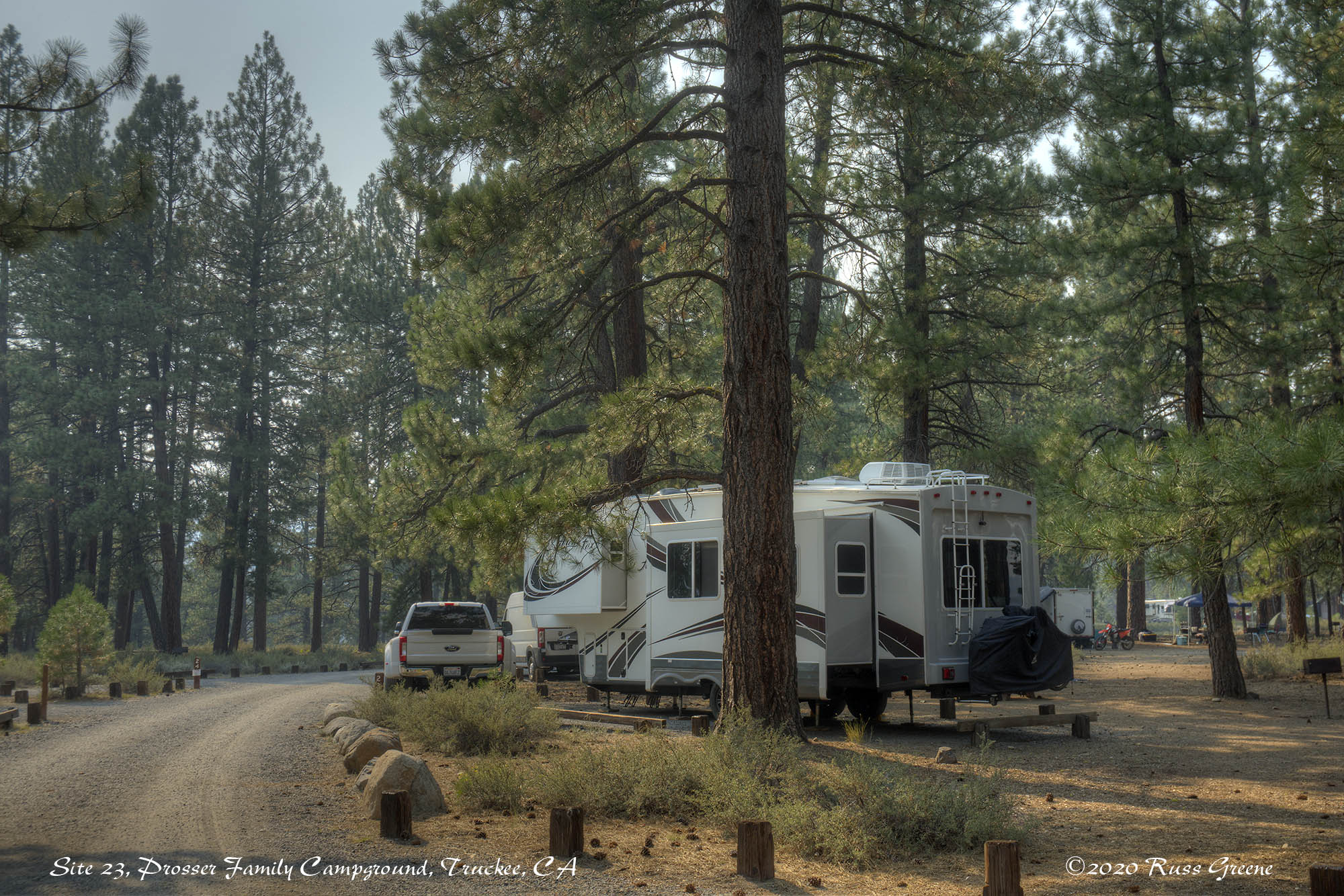 Prosser Family Campground